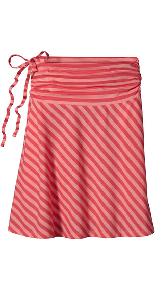 Patagonia W's Lithia Skirt Vista Stripe: Pickled Pink